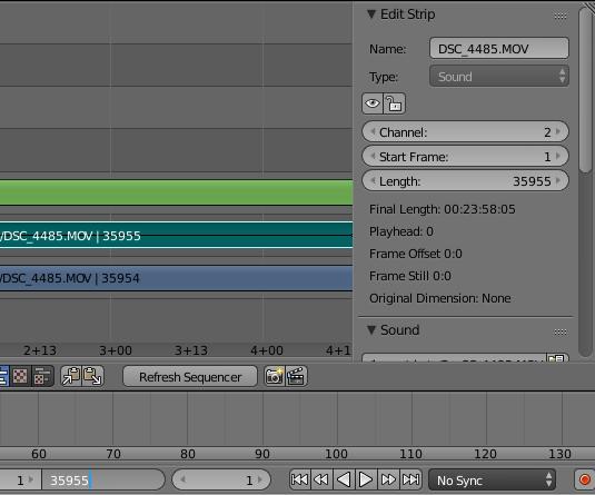 Quick start using Blender for video editing | DanielPocock com