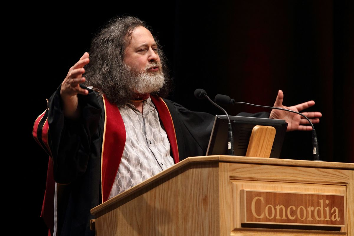 Richard Stallman, FSF