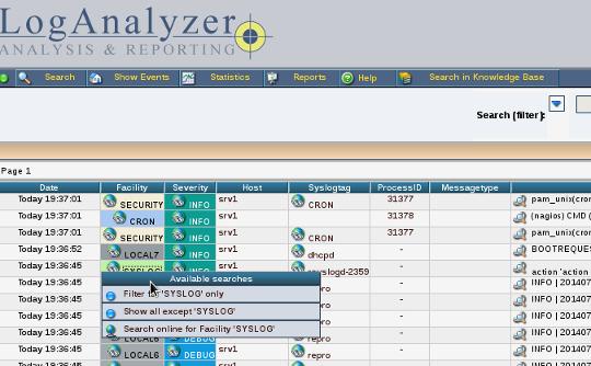 Log Analyzer