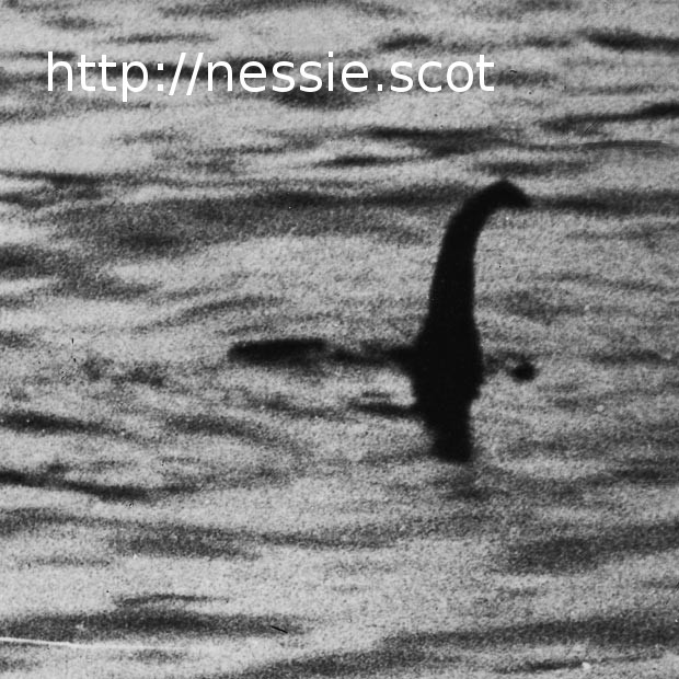 Loch Ness Monster, Scotland