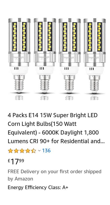 corn bulbs